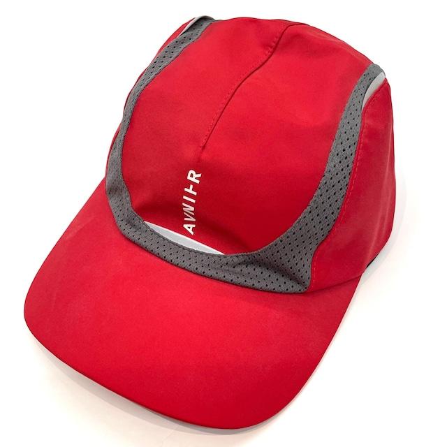 AVNIER CAMP CAP RED