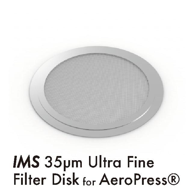 フィルターディスク● IMS Competition 35µm ウルトラファイン 超精細 AeroPress®用 エアロプレス