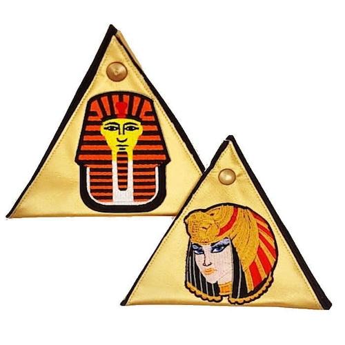 【ピラミッドケース】クレオパトラ&ツタンカーメン
