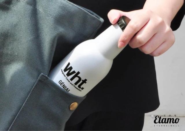 ハングオーバーバキューム ボトル【ホワイト】