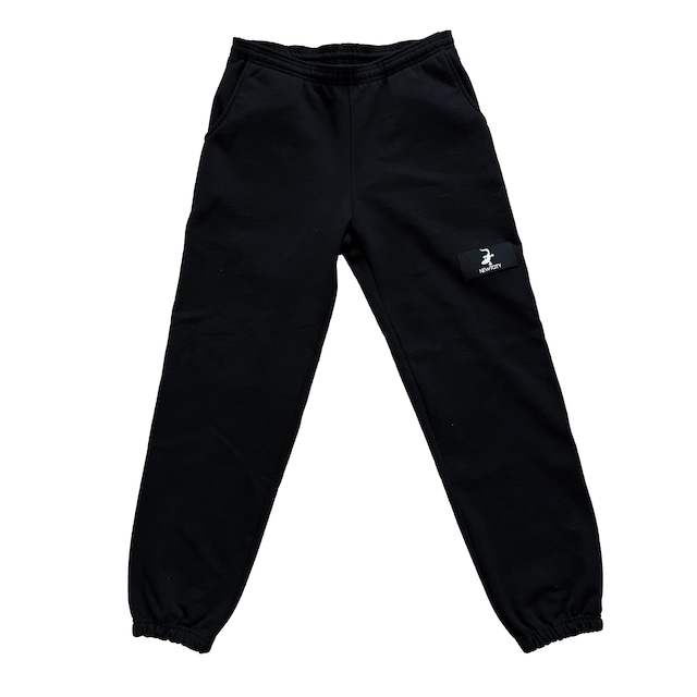 NEWTCITY Official Jogger Black