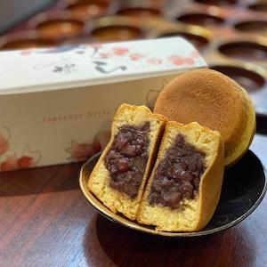 プレーン生地大判焼き(粒あん)