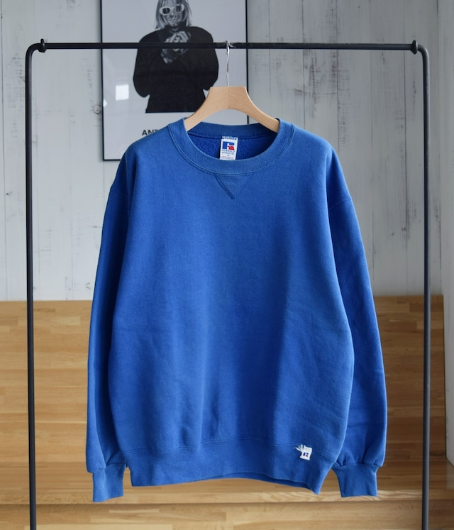 VINTAGE 90s RUSSELL SWEAT -MADE in USA-
