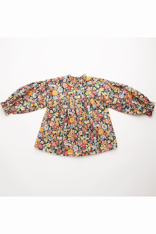 Nellie Quats Kiss-Chase Blouse - Heirloom Liberty Print Cotton