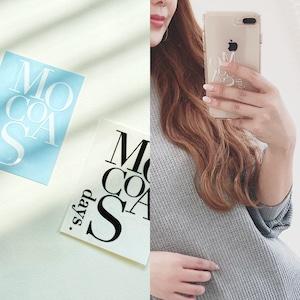 mocoa's days ステッカー 小 ¥1,000+tax