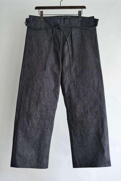 TUKI - karate pants (indigo)