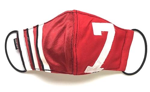 【デザイナーズマスク 吸水速乾COOLMAX使用 日本製】NFL SPORTS MIX MASK CTMR 1023022
