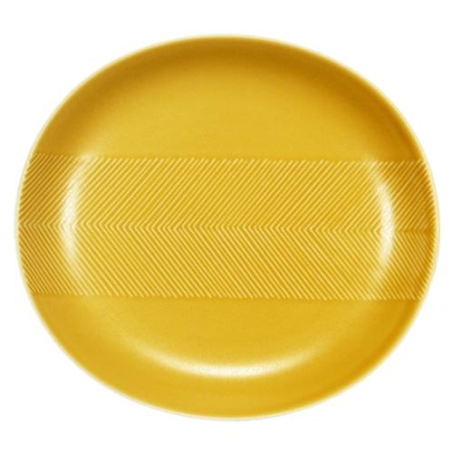 BIRDS' WORDS(バーズワーズ) Tabletop Plate 24.5cm yellow