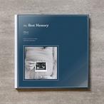 Navy blue-MATERNITY_A4スクエア_10ページ/20カット_クラシックアルバム(アクリルカバー)
