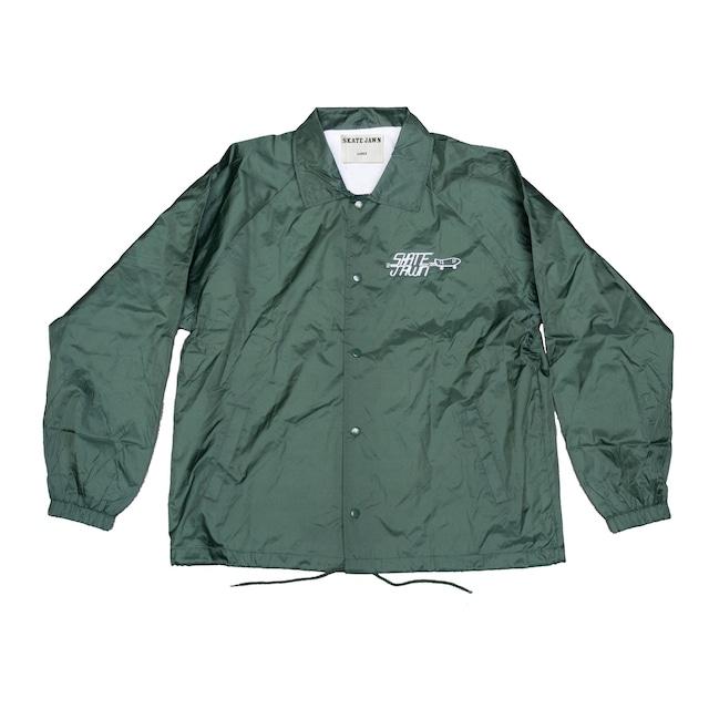 SKATE JAWN  【Cruiser Embroidered Track Jacket】