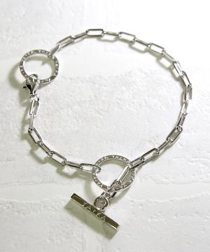YKHB17031014【YArKA/ヤーカ】silvevr925 2way bracelet&ankle  [cirpor1]/2ウェイブレスレット&アンクレット