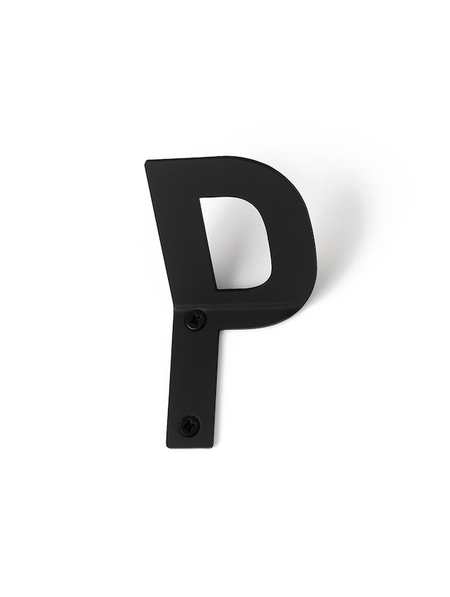 """LETTER HOOK """"P"""""""