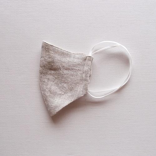 2021 Cloth Mask miho umezawa 大人用 布マスク リネンシルク