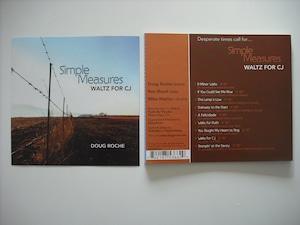 【CD】DOUG ROCHE / SIMPLE MEASURES   WALTZ FOR CJ