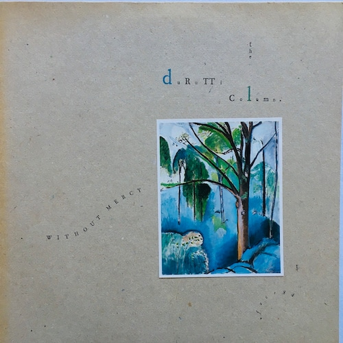 【LP・英盤】Durutti Column / Without Mercy