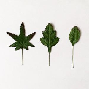 造花の葉っぱ|Artificial Leaves