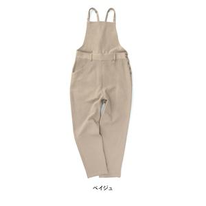 atelier naruse cotton flax wool overallspants/ アトリエナルセ コットンフラックスウールサロペットパンツ