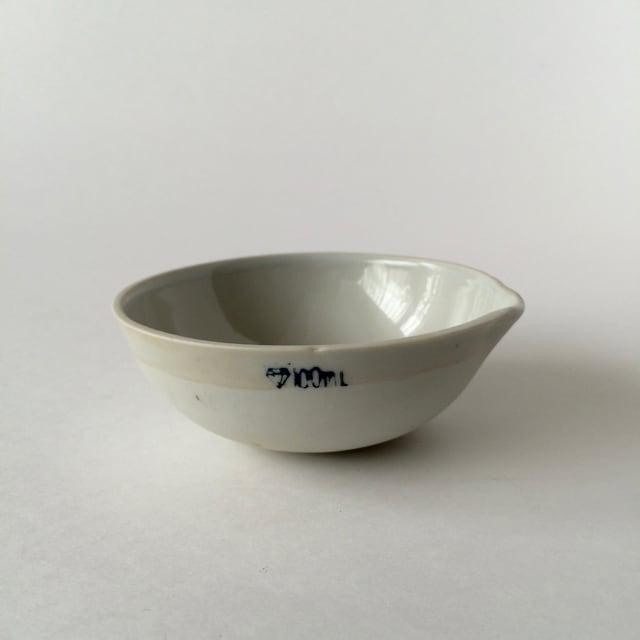 蒸発皿 100ml 理科実験器具|Evaporating Dish 100ml