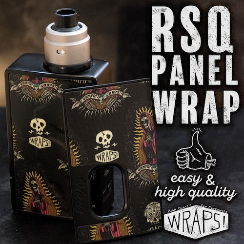 WRAPS! for RSQ PANEL WRAP