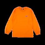 K'rooklyn Long Sleeve T-Shirt -Orange-