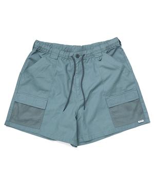 2Tone Active Baggie Shorts / D.BLUE