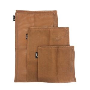JUNES Bio-Knit The Carry All:Terracotta