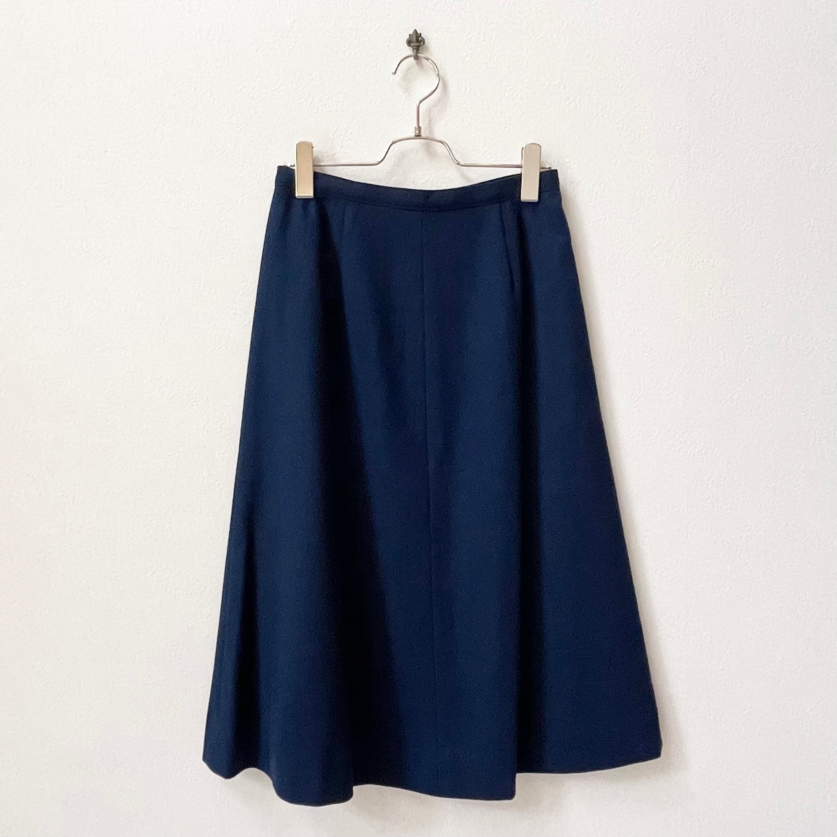 PENDLETON ペンドルトン 70年代  USA製 ウール フレアスカート 古着 日本M