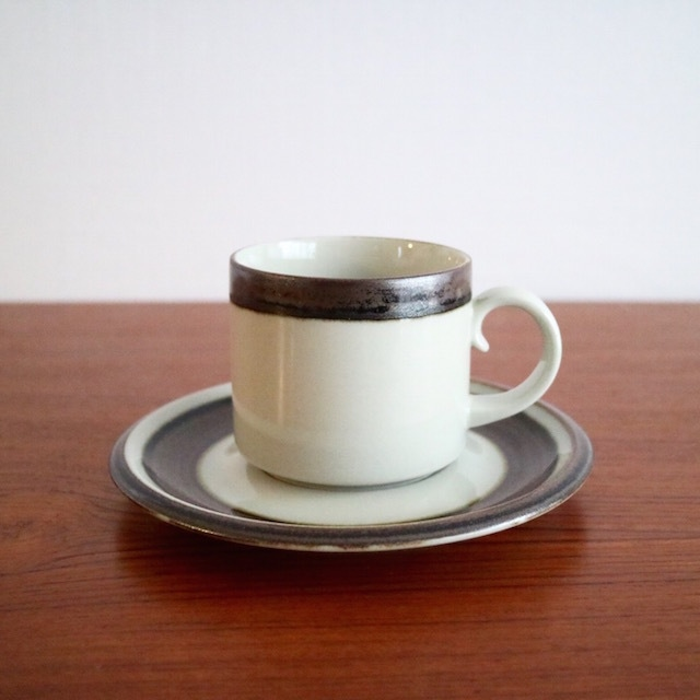 Arabia アラビア / Karelia カレリア コーヒーカップ&ソーサー