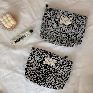 Animal pattern Cosmetic Bag