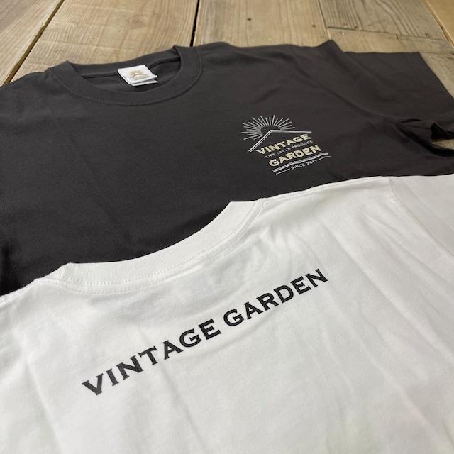【VINTAGE GARDEN OFFICIAL GOODS】Official tee