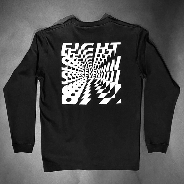 2020AW  Long sleeve T-shirt( square)