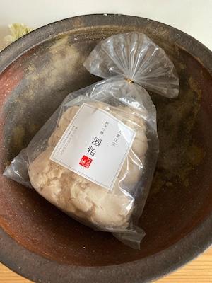 【11月入荷予定】「吟醸酒粕(ばら)」1kg