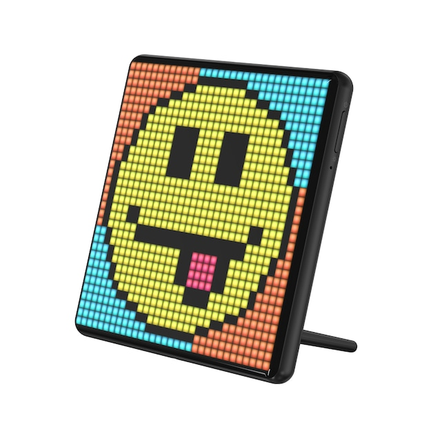 Divoom :: PIXOO MAX ピクセルアートフレーム