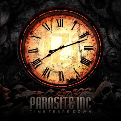 "PARASITE INC. ""Time Tears Down"""