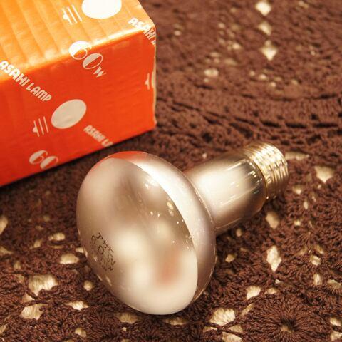 E26 60W レフランプ (白熱電球)