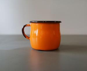 エマリアオルクシュ(emalia olkusz)Belied Mug 350ml オレンジ