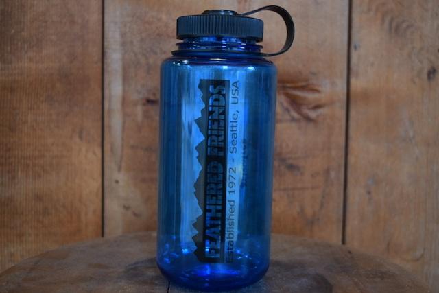 新品 FEATHERED FRIENDS Nalgene Bottle 1L 32oz made in USA G0180