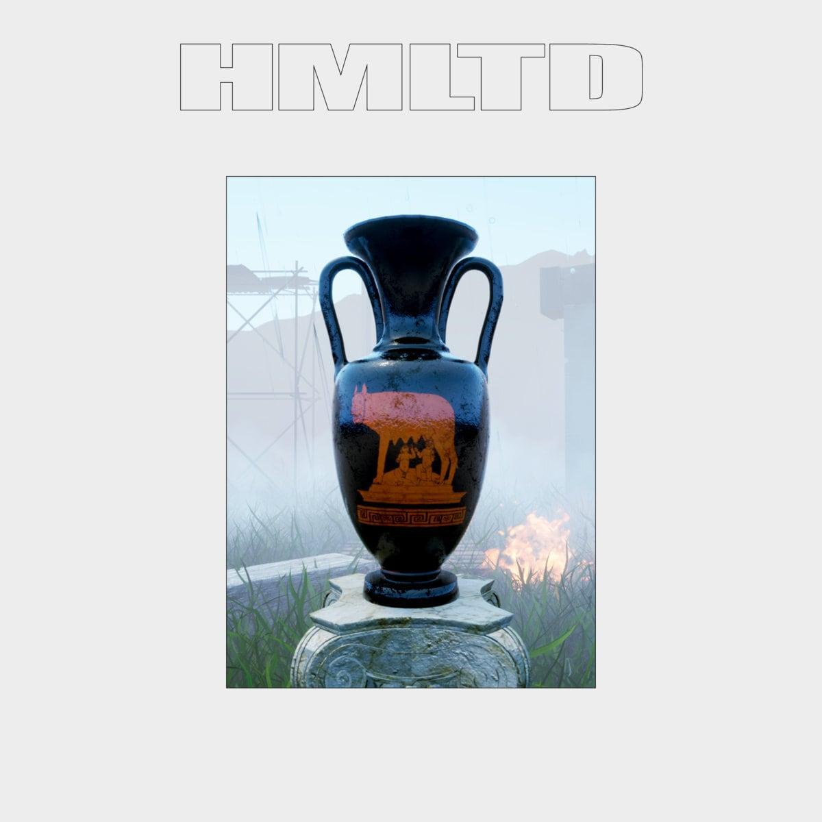 HMLTD / West Of Eden(1000 Ltd Red LP w 7inch Flexi Disc)