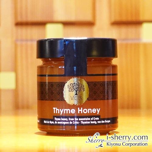 タイム蜂蜜 《ギリシャ クレタ島産》
