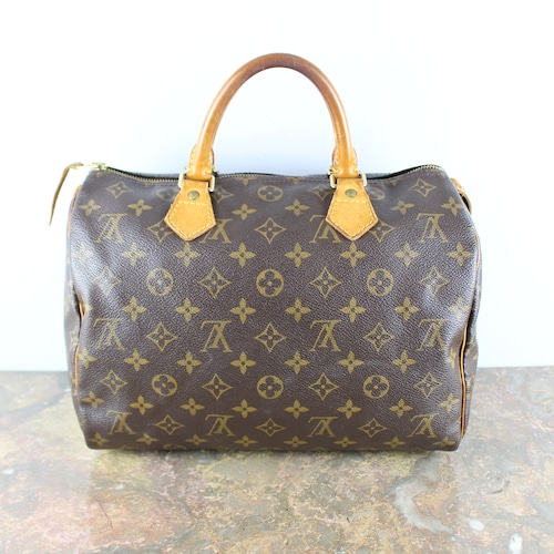 .LOUIS VUITTON M41526 SP1928 SPEEDY30 MONOGRAM PATTERNED BOSTON BAG MADE IN FRANCE/ルイヴィトンスピーディ30モノグラム柄ボストンバッグ 2000000053592