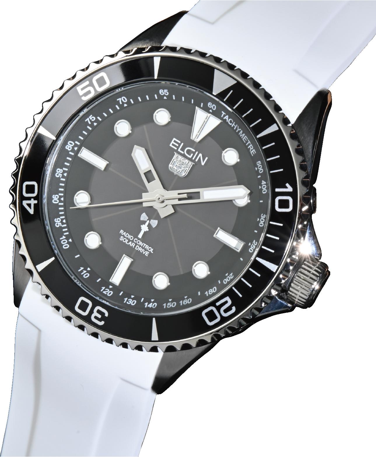 電波ソ-ラ-腕時計|IN-003W-B