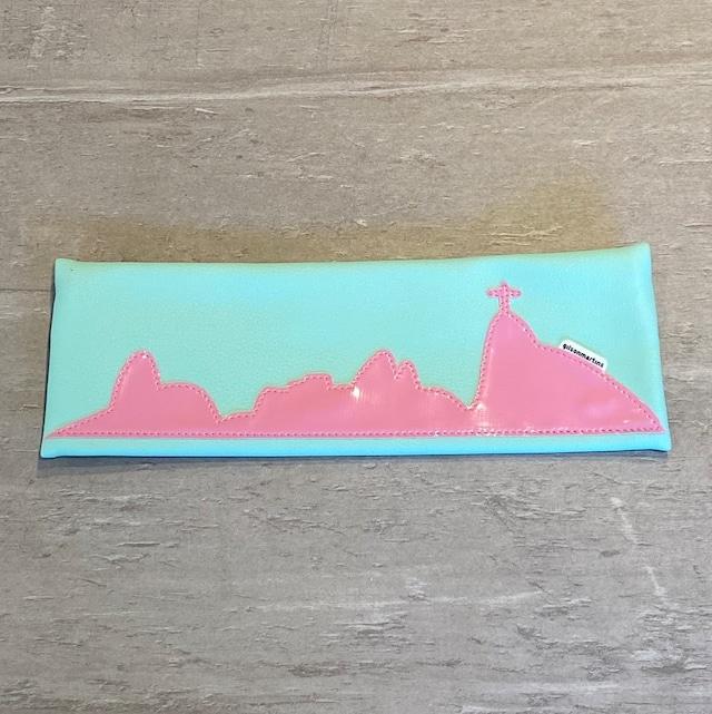 ジルソン・マルチンス TRIP LANDSCAPE トリップランドスケープ ウォーターブルー・ピンク