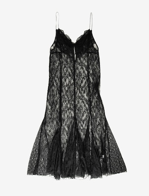 IENA LA BOUCLE LACE LONG DRESS