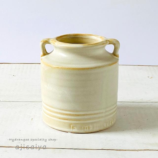 花陶器 milk can style 〜小サイズ〜
