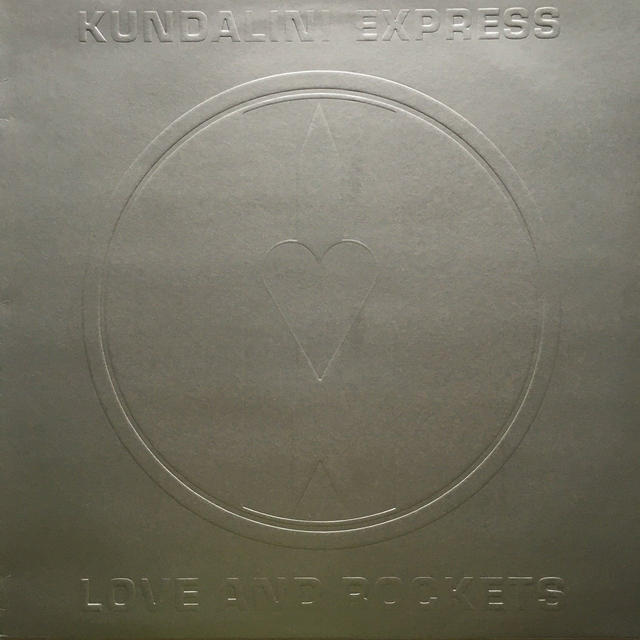 【12inch・英盤】Love and Rockets  / Kundalini Express