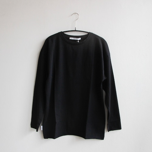 《MINGO. 2021SS》Limited Long sleeve T-shirt / black / Adult