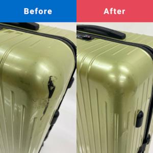 スーツケースクリーニング【完全手洗い】