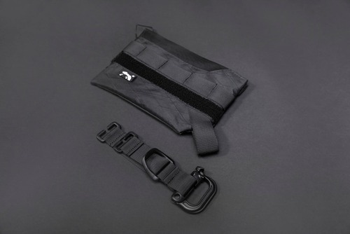 OVERCLOOCK RORM S-03 携帯ストラップストラップ付きXPACウォレット