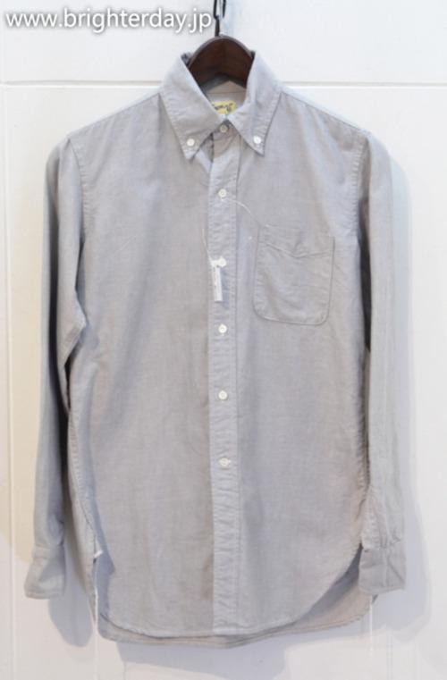 THE Y.M.WALK ON ボタンダウンシャツ