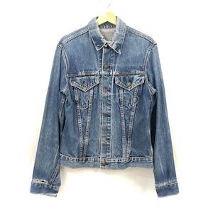 "67s〜71s【Levi's】BIG""E"" 70505 Denim Jacket"